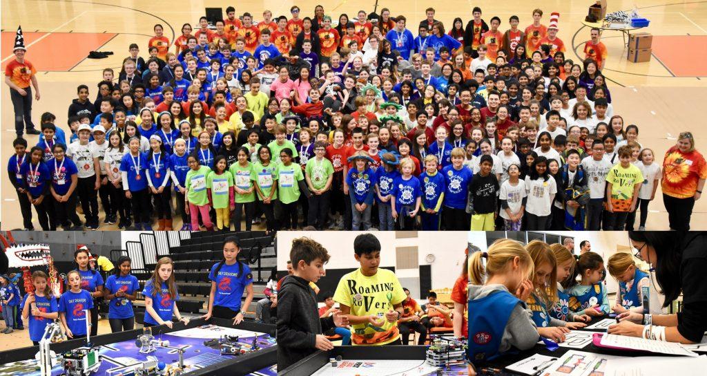 LigerBots Host FIRST LEGO League Eastern Massachusetts
